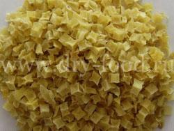 Сушеный картофель кубики