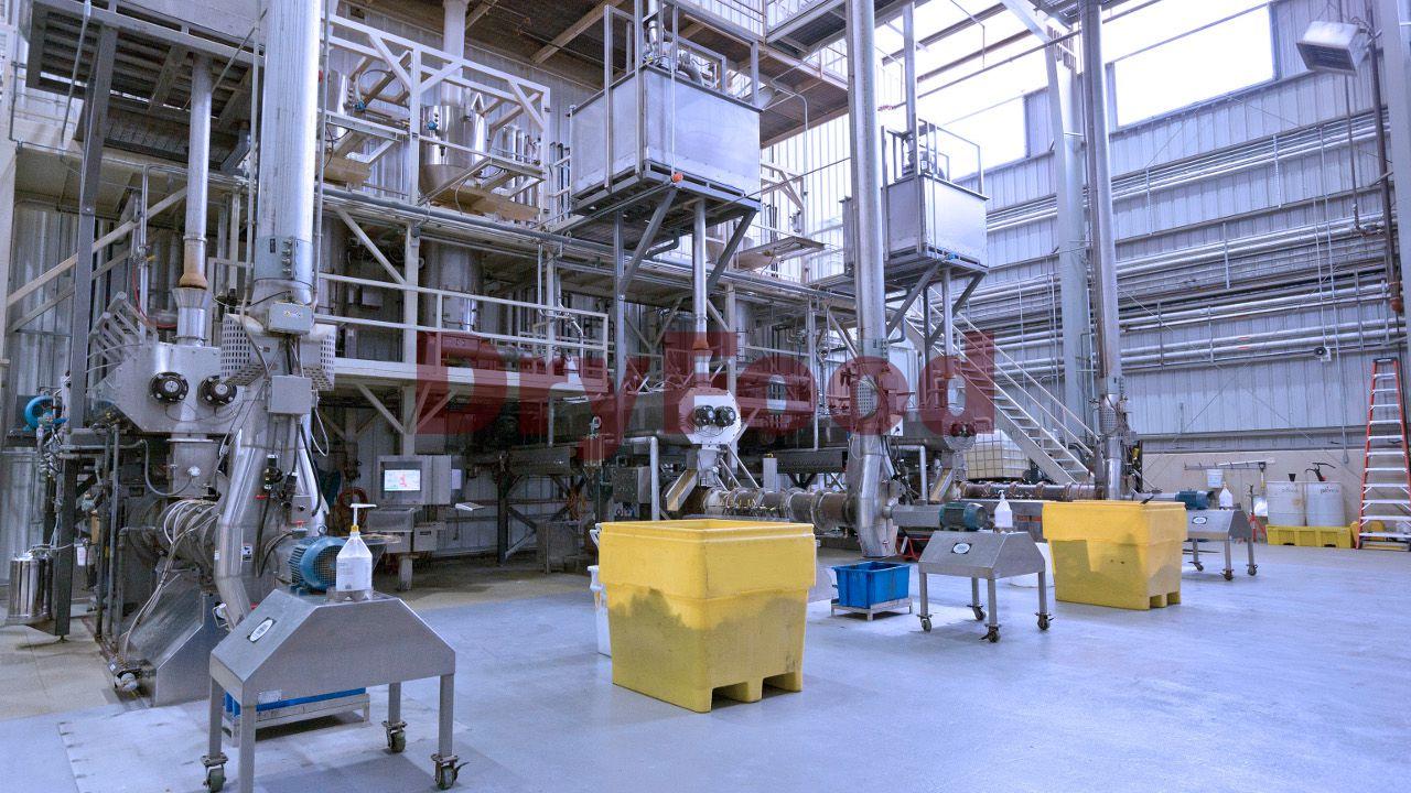 оборудование для производства корма